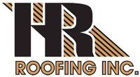 HR Roofing Inc. Logo